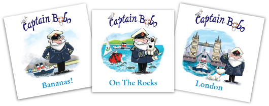 Captain Bobo Book Series